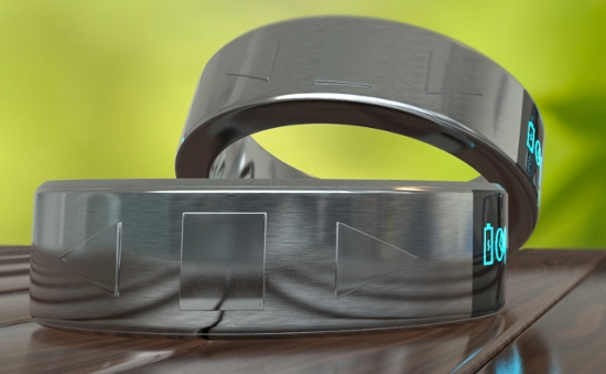 Smart Ring - Design apenas demonstrativo